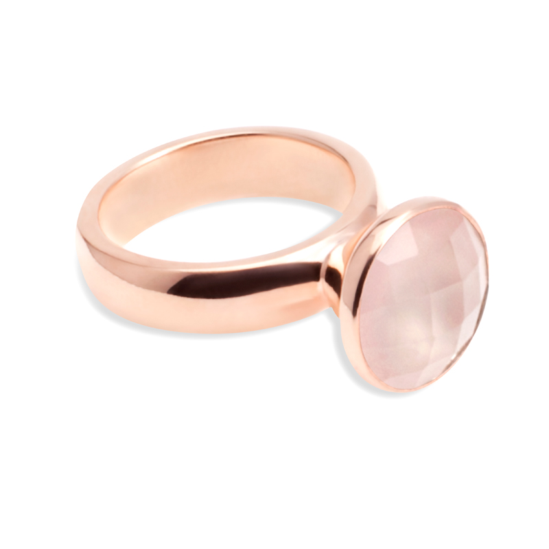 Cone Ring Rose Verguld