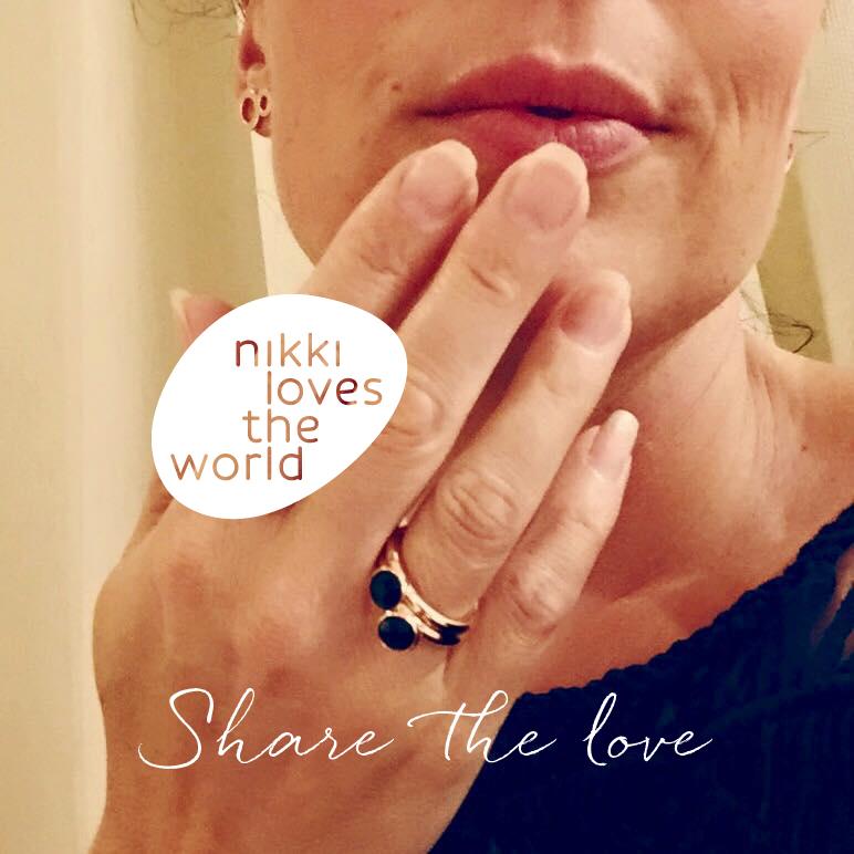 Share The Love War Child